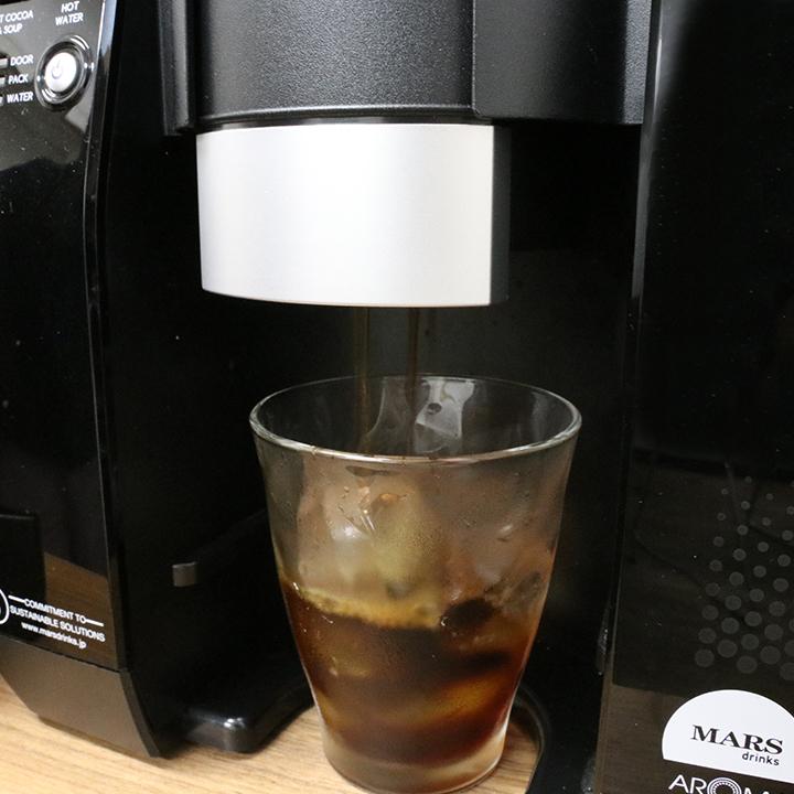 オフィスで作るアイスコーヒー